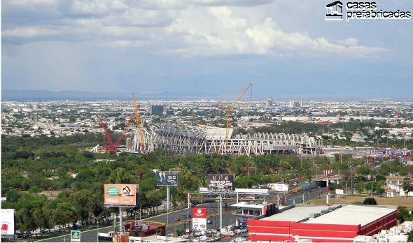 El nuevo estadio de los rayados del Monterrey (34)