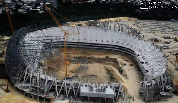 El nuevo estadio de los rayados del Monterrey (35)