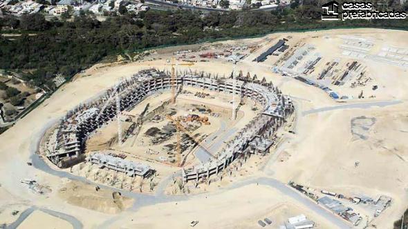El nuevo estadio de los rayados del Monterrey (36)