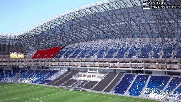 El nuevo estadio de los rayados del Monterrey (37)
