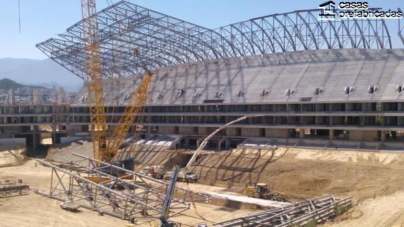 El nuevo estadio de los rayados del Monterrey (38)