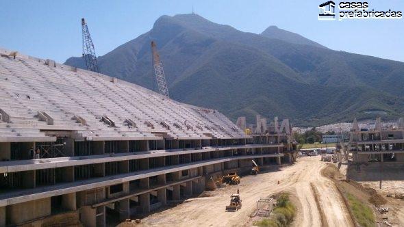 El nuevo estadio de los rayados del Monterrey (39)