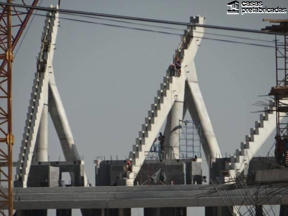 El nuevo estadio de los rayados del Monterrey (4)
