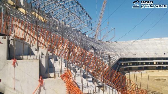 El nuevo estadio de los rayados del Monterrey (40)