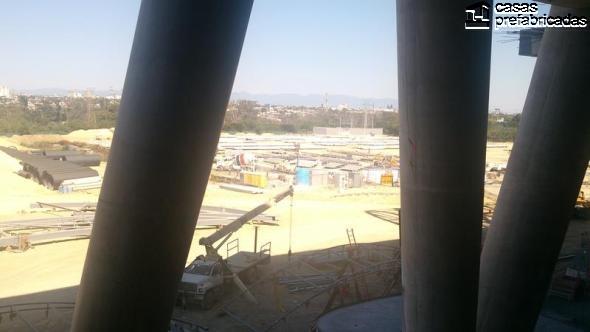 El nuevo estadio de los rayados del Monterrey (41)