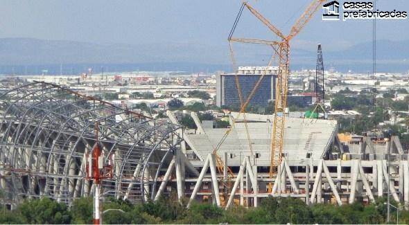 El nuevo estadio de los rayados del Monterrey (44)
