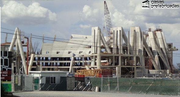 El nuevo estadio de los rayados del Monterrey (45)