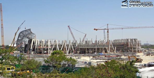El nuevo estadio de los rayados del Monterrey (46)