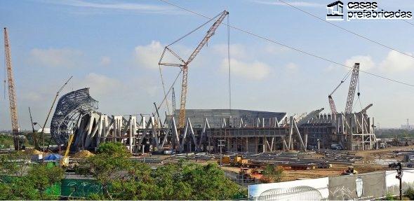 El nuevo estadio de los rayados del Monterrey (47)