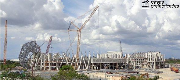 El nuevo estadio de los rayados del Monterrey (48)