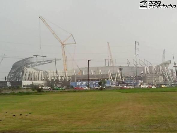El nuevo estadio de los rayados del Monterrey (5)