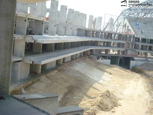 El nuevo estadio de los rayados del Monterrey (7)