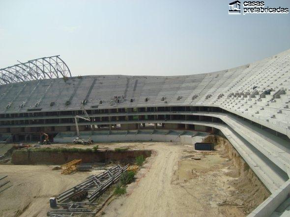 El nuevo estadio de los rayados del Monterrey (8)