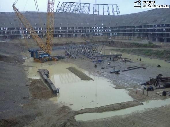 El nuevo estadio de los rayados del Monterrey (9)