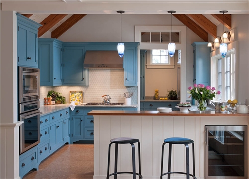 Tendencias 2014 en modelos de cocinas (2)