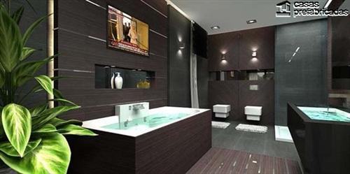 27 modelos para la construcción y decoración de baños (10)