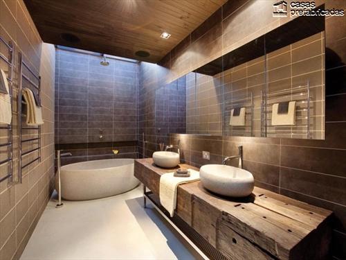 27 modelos para la construcción y decoración de baños (13)