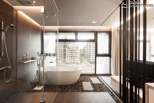 27 modelos para la construcción y decoración de baños (8)