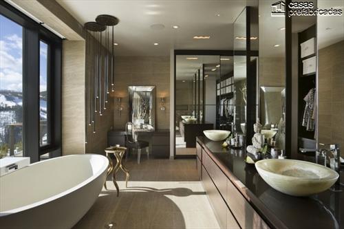 27 modelos para la construcción y decoración de baños (14)