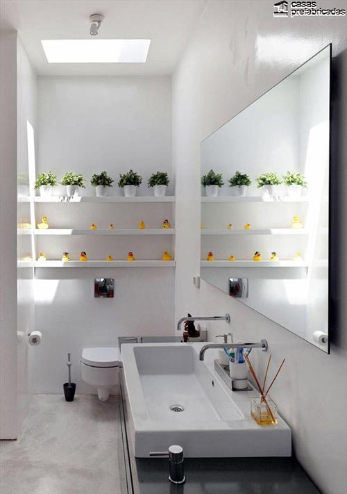 27 modelos para la construcción y decoración de baños (2)