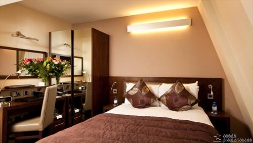 Decoracion de habitaciones en tonos chocolate (3)