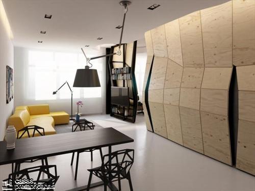 Muros que facilitan la transformación de apartamentos (6)