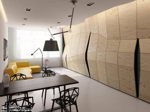 Muros que facilitan la transformación de apartamentos (7)