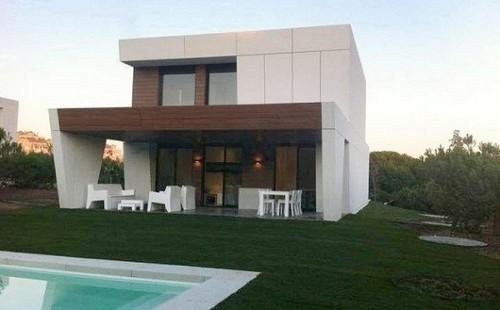 Instalaci n de casa prefabricada modular por a cero en 10 - Casa modular prefabricada ...
