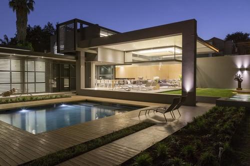 Arquitectura minimalista lujo comfort y funcionalidad residencia Sar (12)