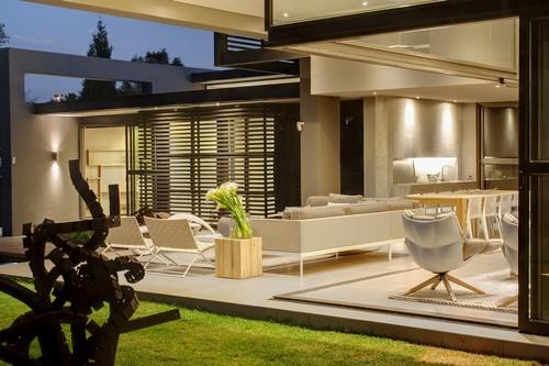 Arquitectura minimalista lujo comfort y funcionalidad residencia Sar (14)