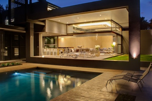 Arquitectura minimalista lujo comfort y funcionalidad residencia Sar (16)