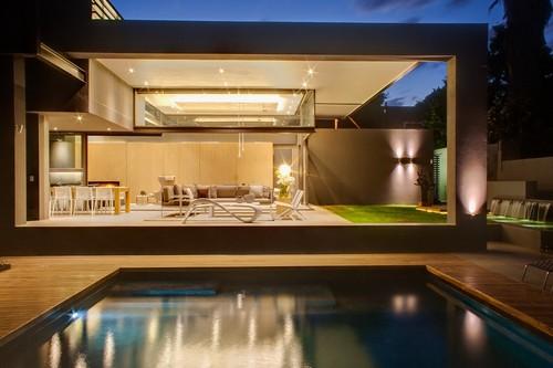 Arquitectura minimalista lujo comfort y funcionalidad residencia Sar (18)