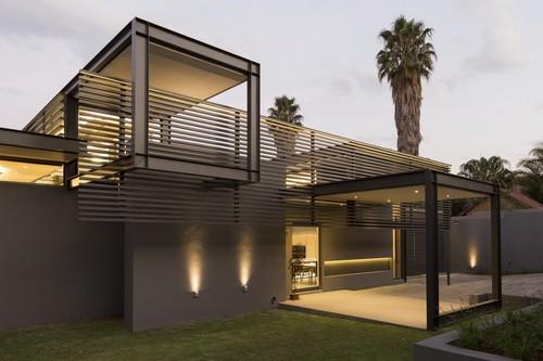 Arquitectura minimalista lujo comfort y funcionalidad residencia Sar (4)