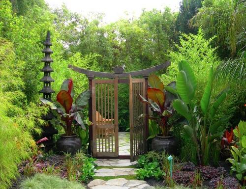 Como crear un jard n japones for Como crear un jardin
