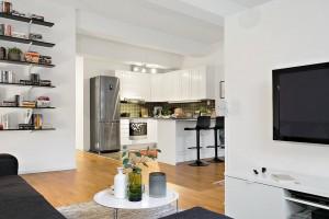 Apartamentos decorados con accesorios industriales (9)