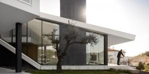 Arquitectos contaminar y su residencia con base triangular - La casa Vidigal (2)