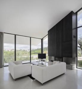 Arquitectos contaminar y su residencia con base triangular - La casa Vidigal (5)