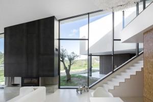 Arquitectos contaminar y su residencia con base triangular - La casa Vidigal (6)