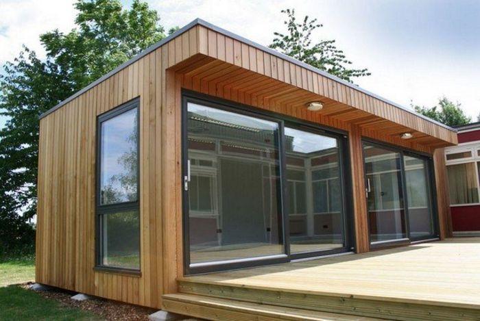 10 dise os de casas de madera - Casas moviles madera ...