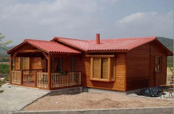 10 dise os de casas de madera - Diseno casa de madera ...