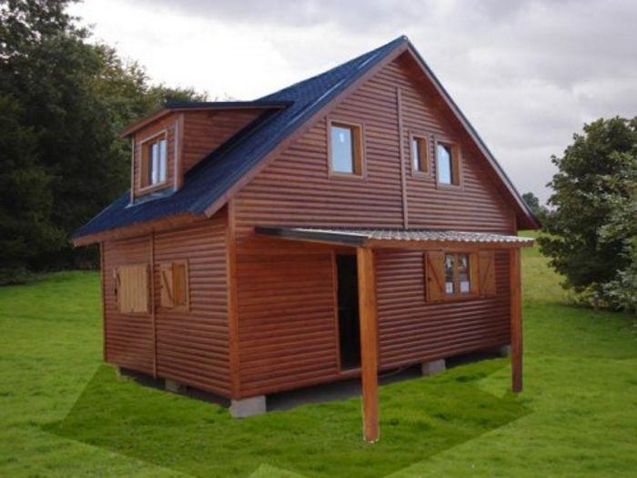 Casas prefabricadas informaci n general de viviendas for Casas de jardin de madera baratas