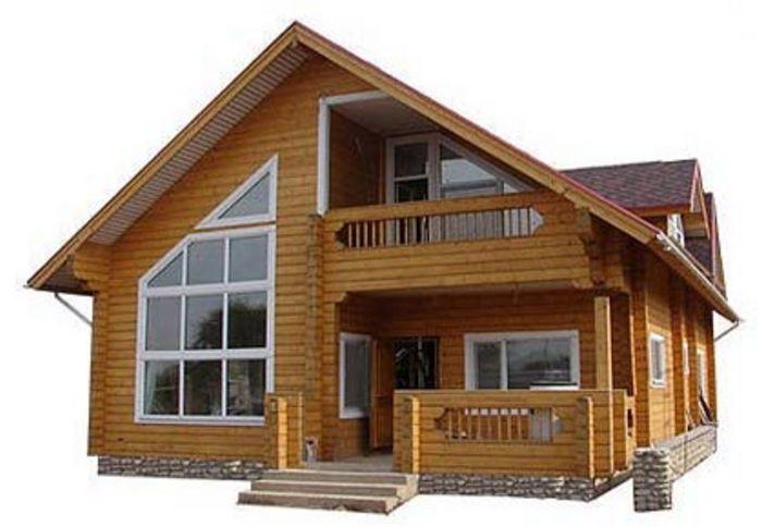 10 dise os de casas de madera - Maderas para casas prefabricadas ...
