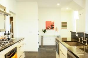 La cocina y sus muebles