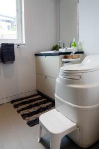 El baño ecológico y bien diseñado