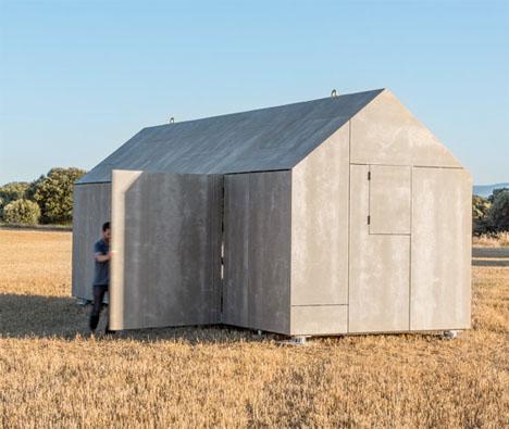 La casa al aire libre