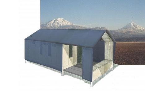 Una casa modular pero bonita