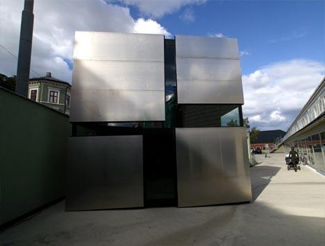 Diseño modular moderno