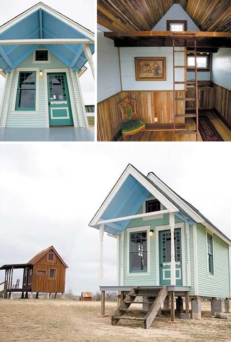 Casa modular sencilla pero bonita