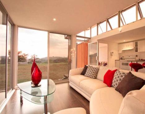 Un interior perfecto y moderno