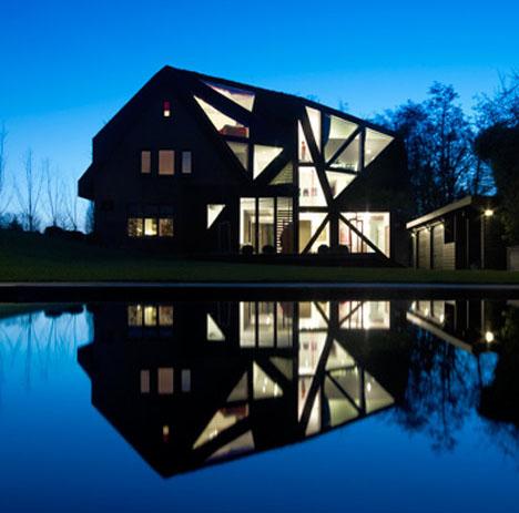 hogar moderno y amplio